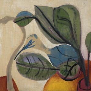 Bird in a plant - Edgeworth