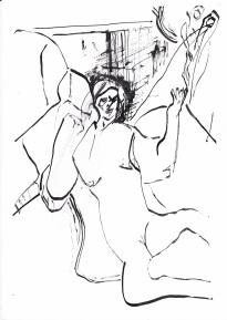 Reclining nude - 2015