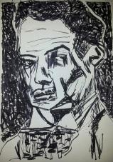 Housekeeper portrait 1