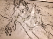 Male nudes, self-portraits. Artist: Edgeworth