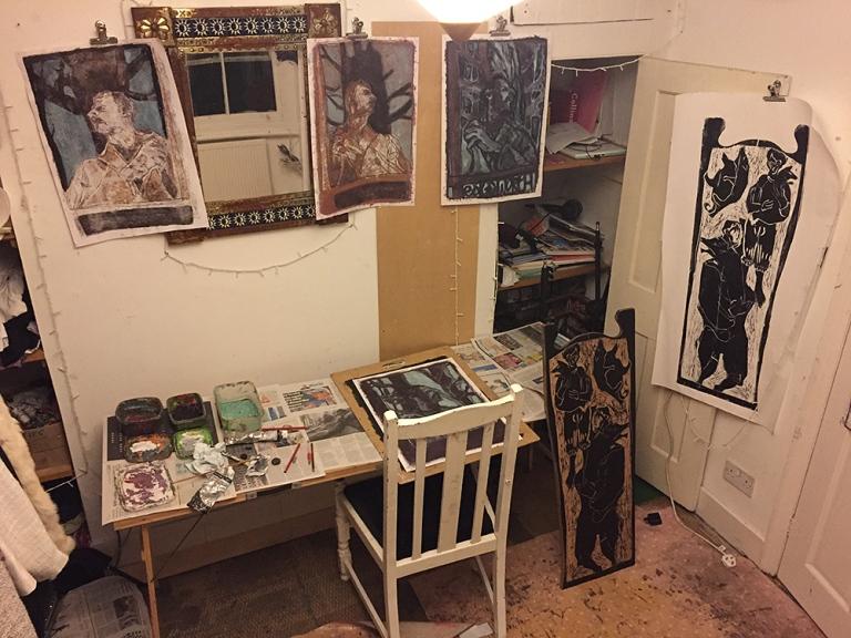 Edgeworth work desk