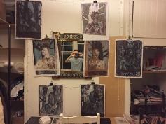 Kenwood self-portraits