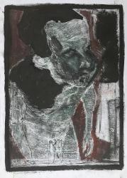 Self-portrait in the studio 7