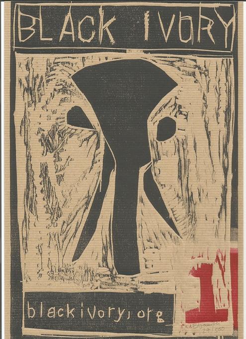 Black Ivory 1 - 29 / 500