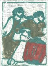 Red detachment of women