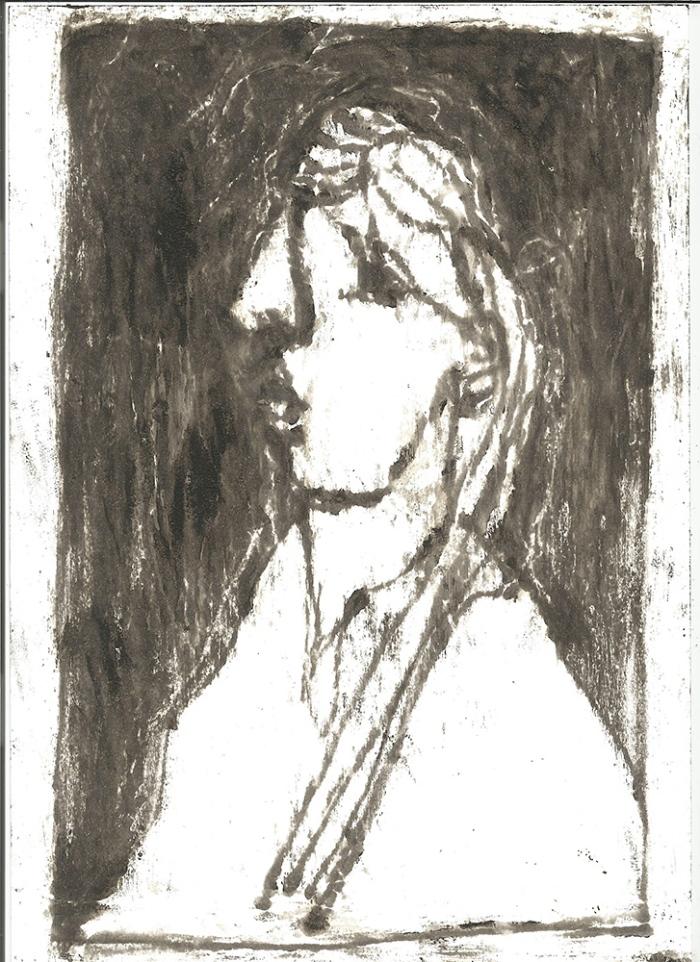 Side portrait