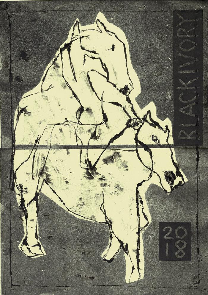 Mating horse 1