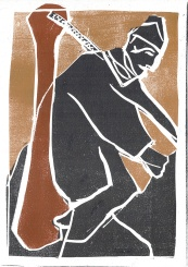 Woodcut by Edgeworth