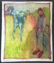 man and a cow_1000