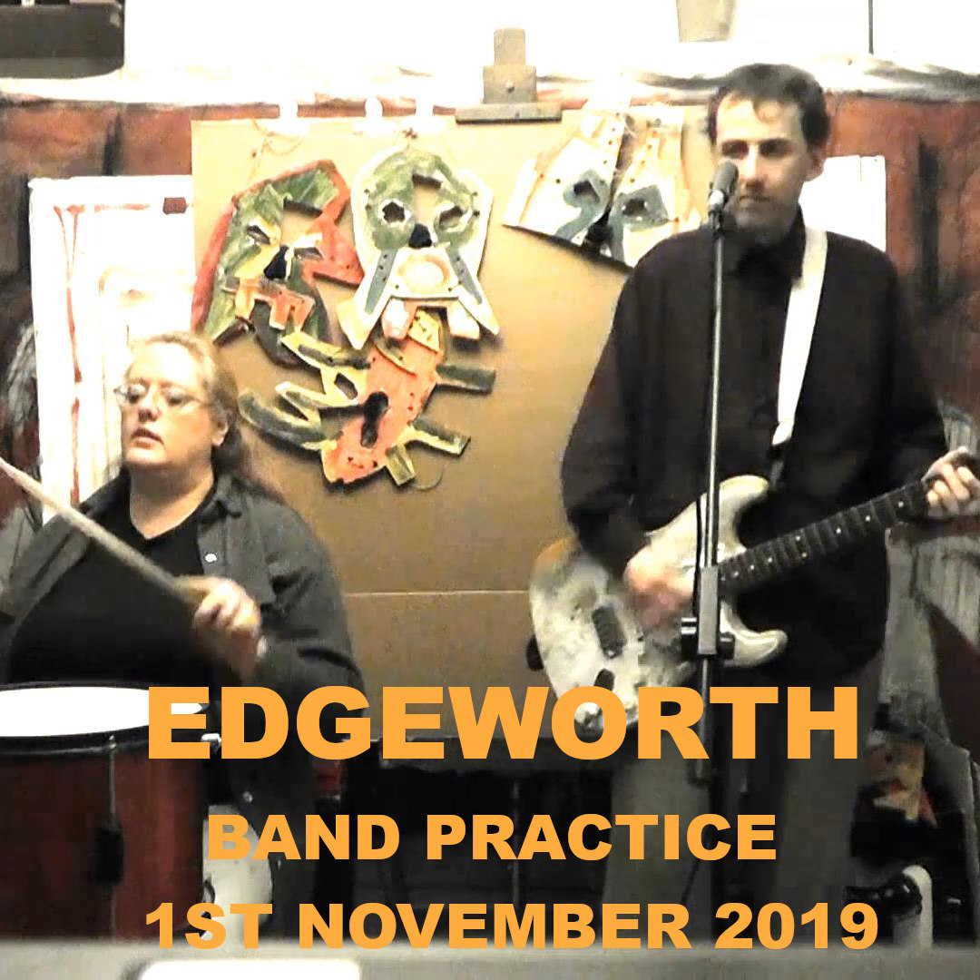 band practice 1st nov 2019